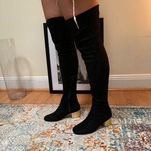 Asos Kailis over the knee sock size UK 4